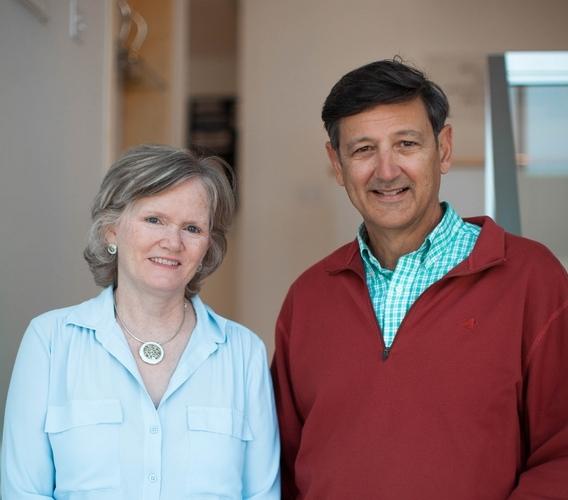 Joe and Kathleen Pagano