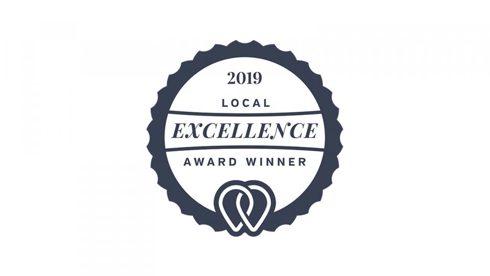 UpCity Award local 2019