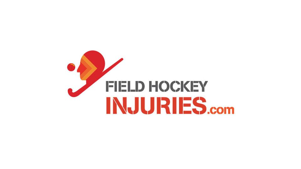 FieldHockeyInjuriesLogoDesign