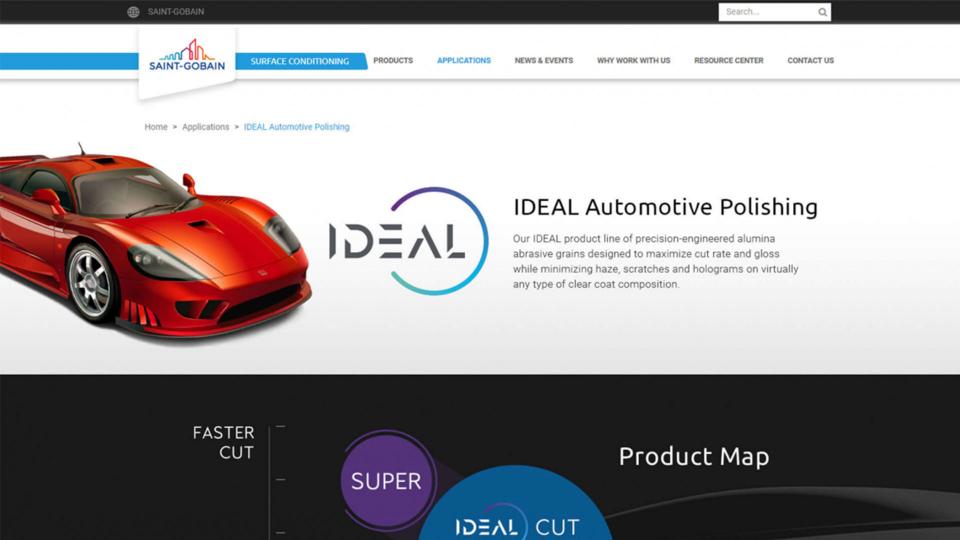 IdealWebLandingPageDesign