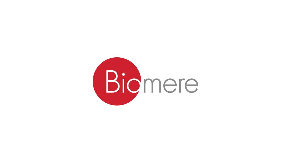 Biomere logo design