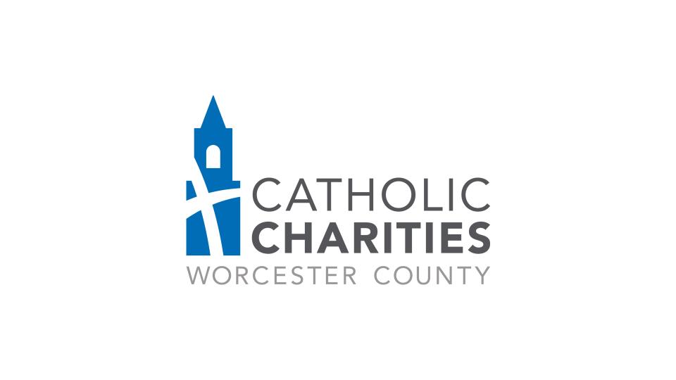 Catholic Charities Logo Design