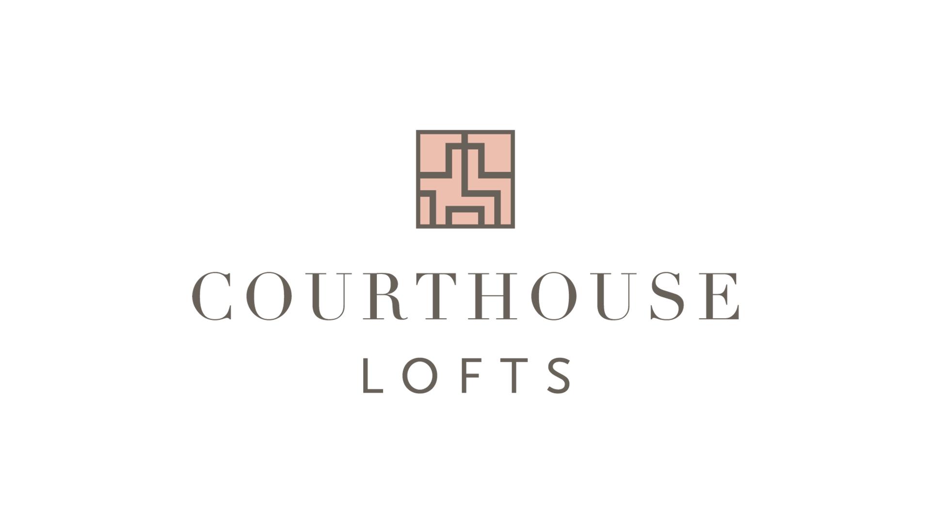 Courthouse Lofts Logo 2