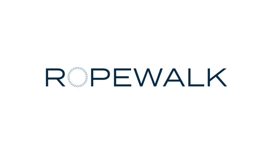 Ropewalk logo design