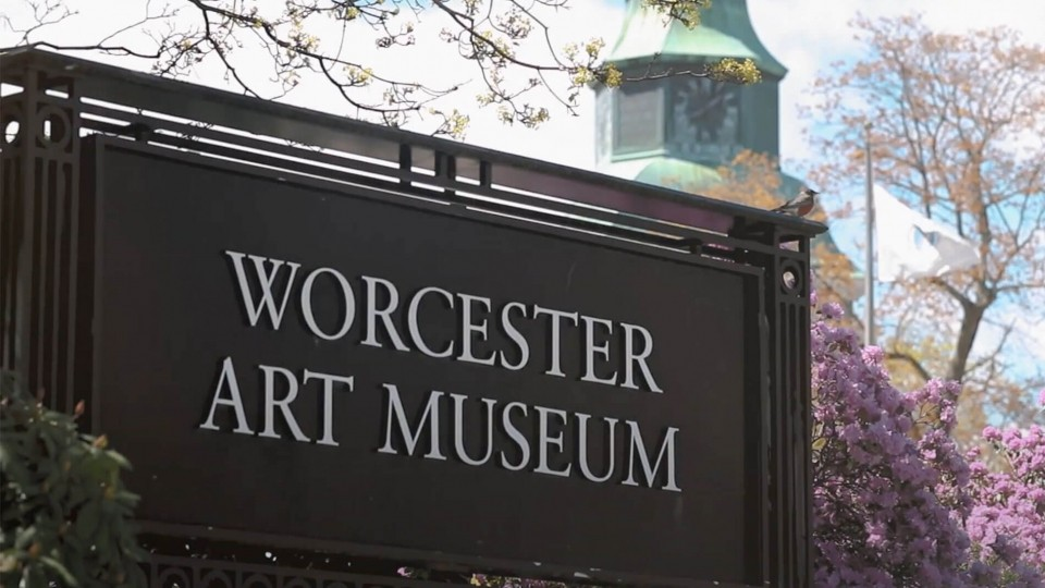 Video Production Worcester Art Museum