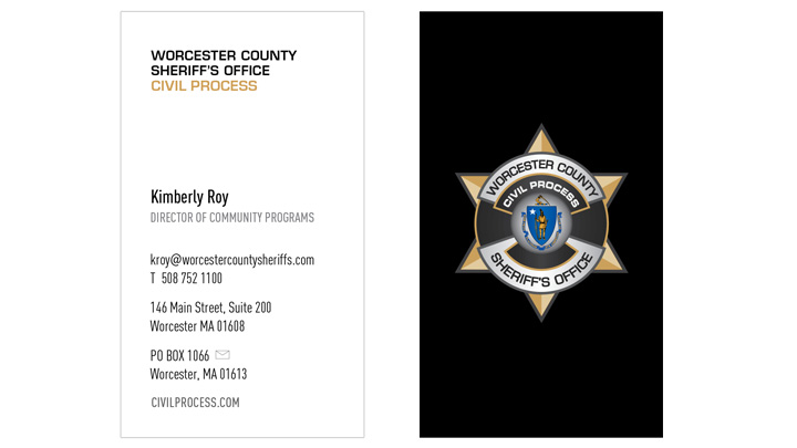 Worcester County Sheriffs Office design 4