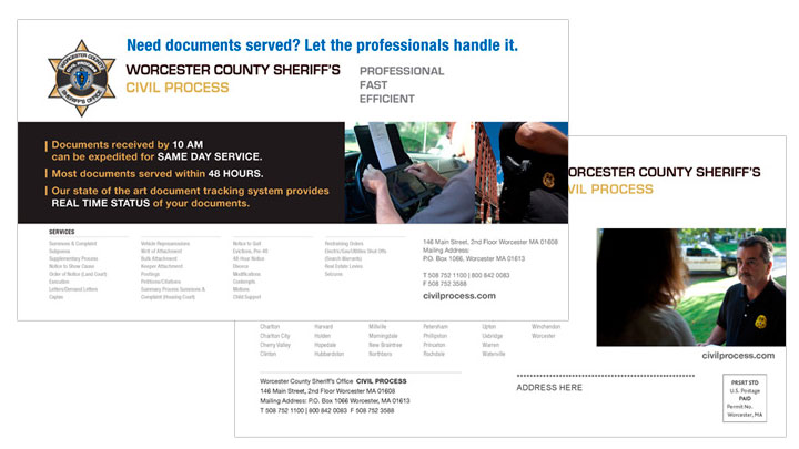 Worcester County Sheriffs Office design 5