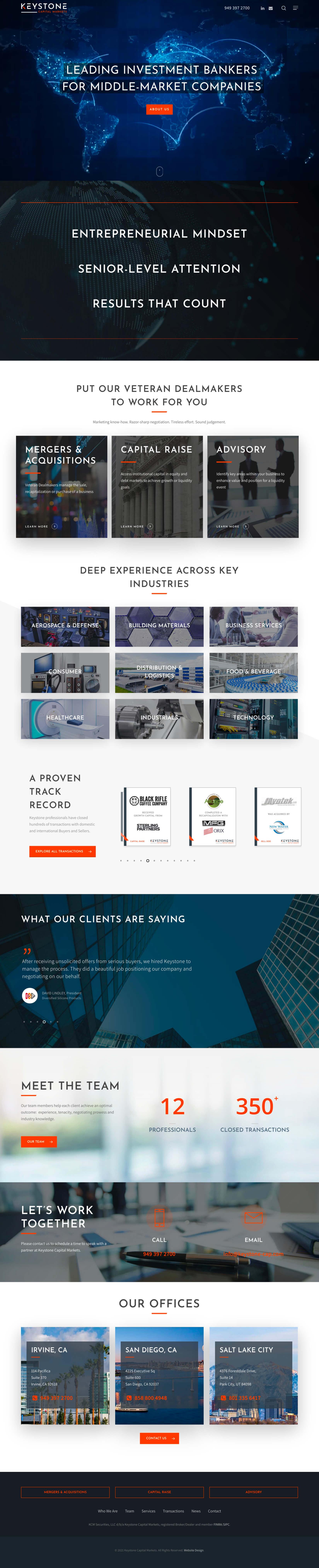 keystone website design mockup homepage 1 1