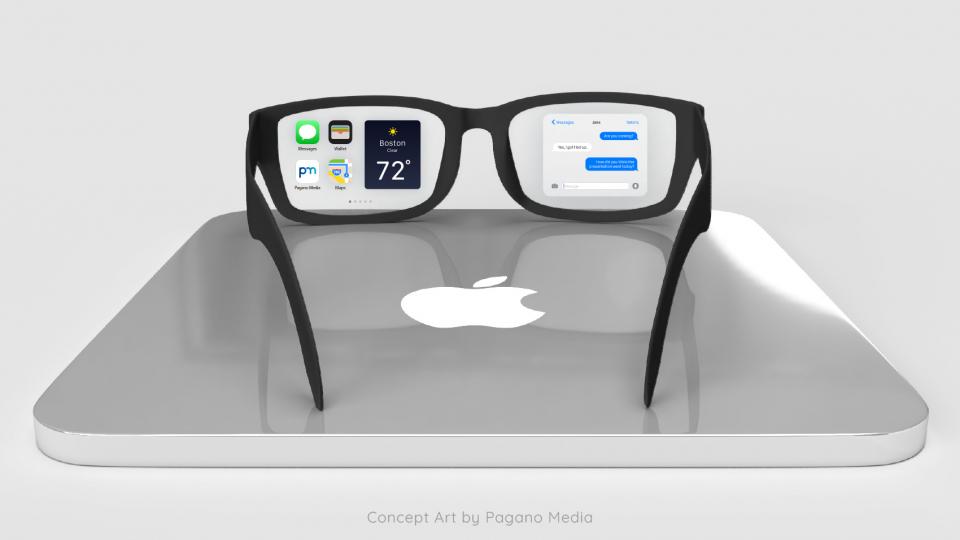 Apple Glass Concept Art