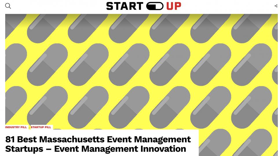 Best Event Management Company Massachusetts